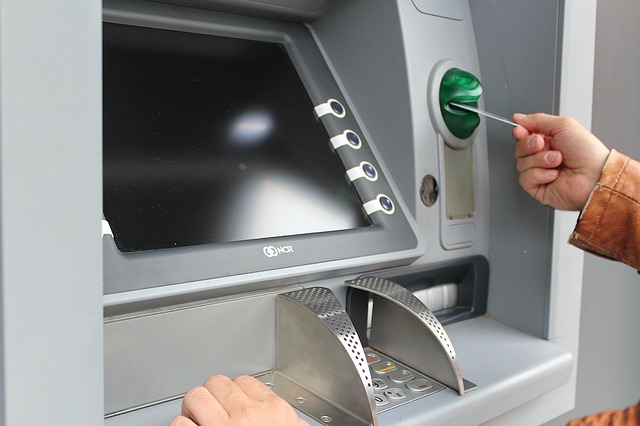 Podvodné bankomaty