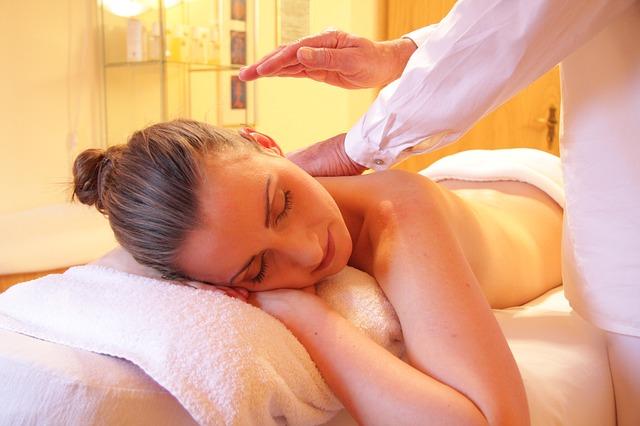 wellness a masáž