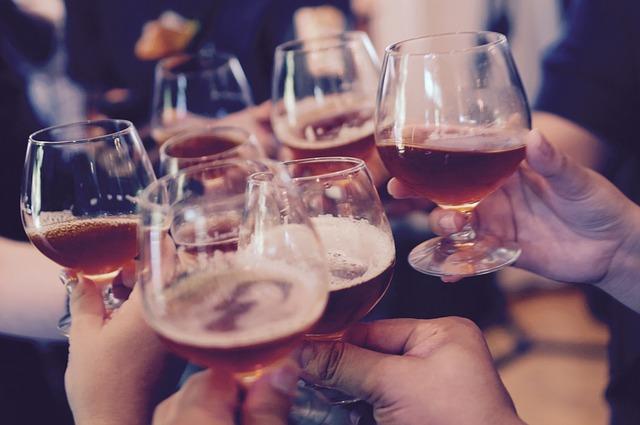Vplyv alkohol na mozog